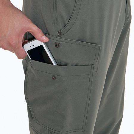 大型ポケット