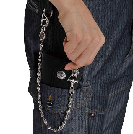 出し入れ便利なポケット