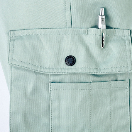 ペンさし付カーゴポケット