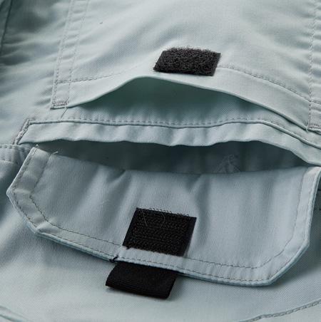 2重ポケット