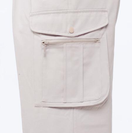 ファスナー付ポケット