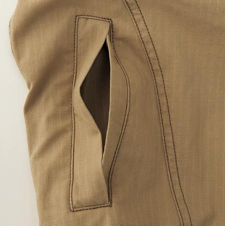 両脇サイド逆玉ポケット