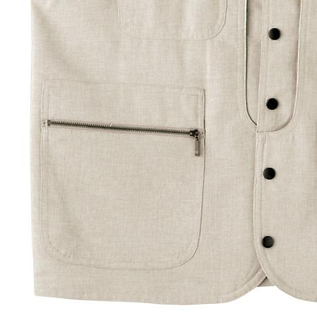 右フロントポケット