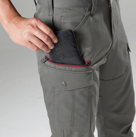 レベルブック収納ポケット(深さ23センチ)