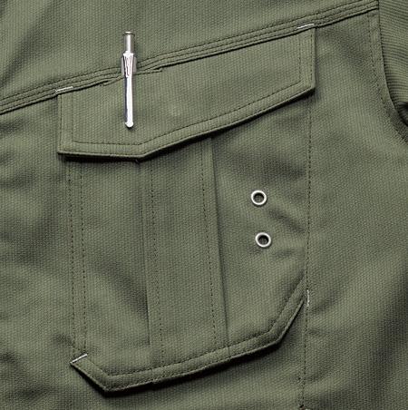 3.ペンさし付ポケット