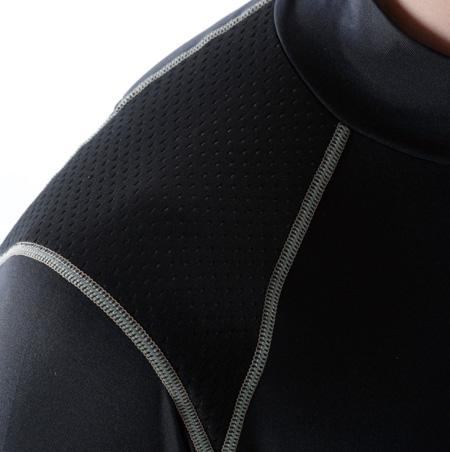 肩補強・ウォームボンディング素材(肩部)