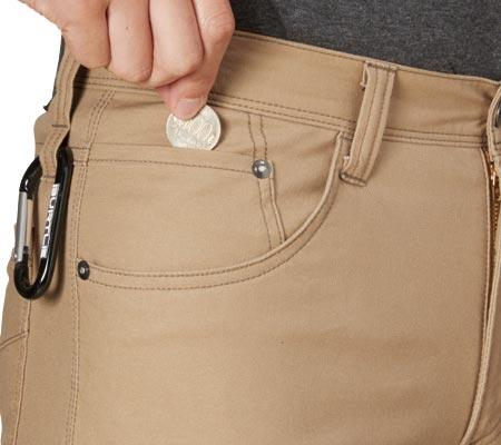 右:コインポケット/両脇ツインループ