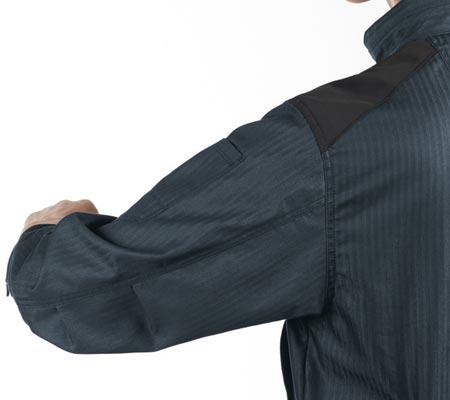 袖アームタック/肩コーデュラ補強布使用