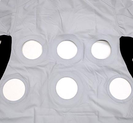 背中2穴追加加工(外側) L〜5Lサイズ