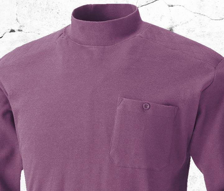 HOOH 205 鳳皇刺子ハイネックシャツ