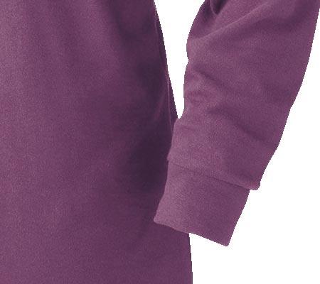 スパン入り袖口