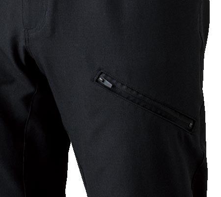 ファスナーポケット