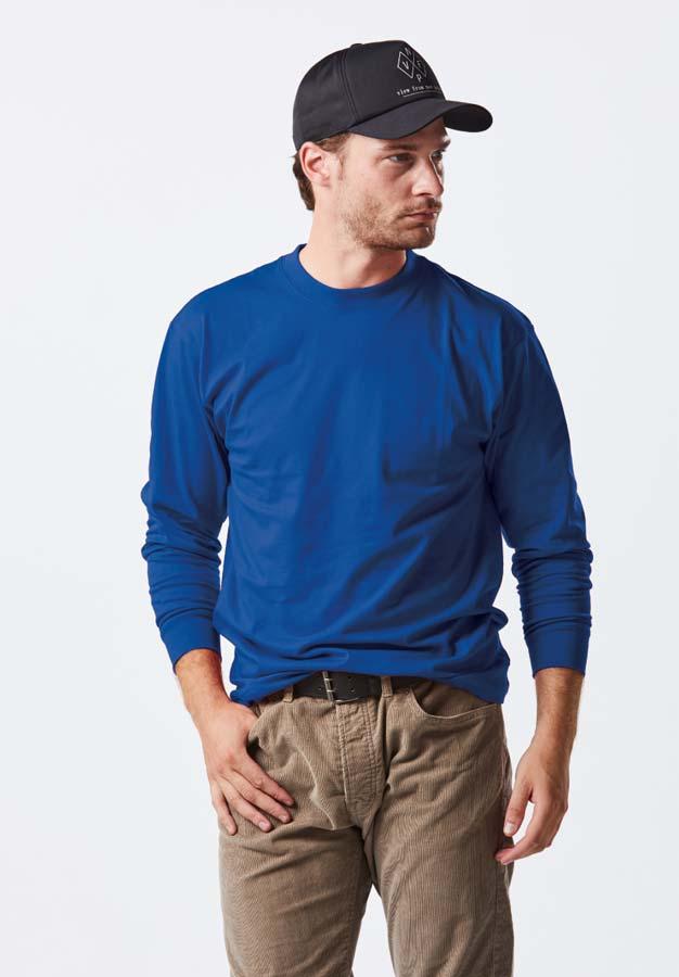 SOWA 5015-62 G・GROUND 長袖Tシャツ(胸ポケット無し)