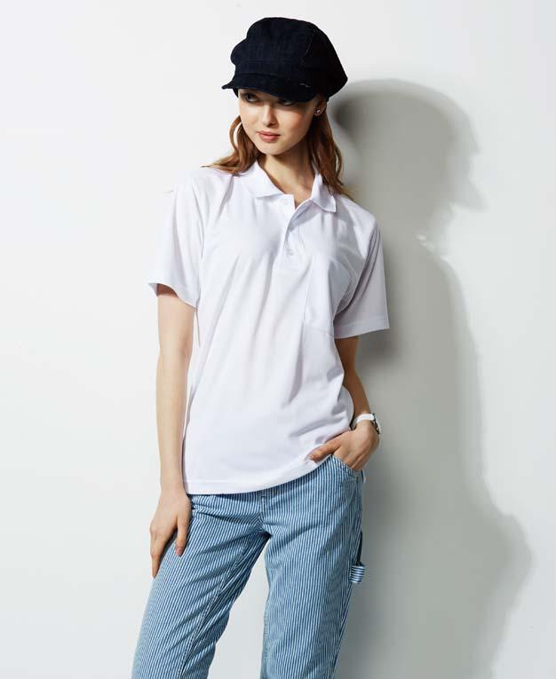 SOWA 50397 桑和半袖ポロシャツ
