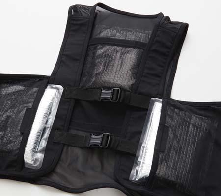 保冷剤ポケット(3ヶ所)