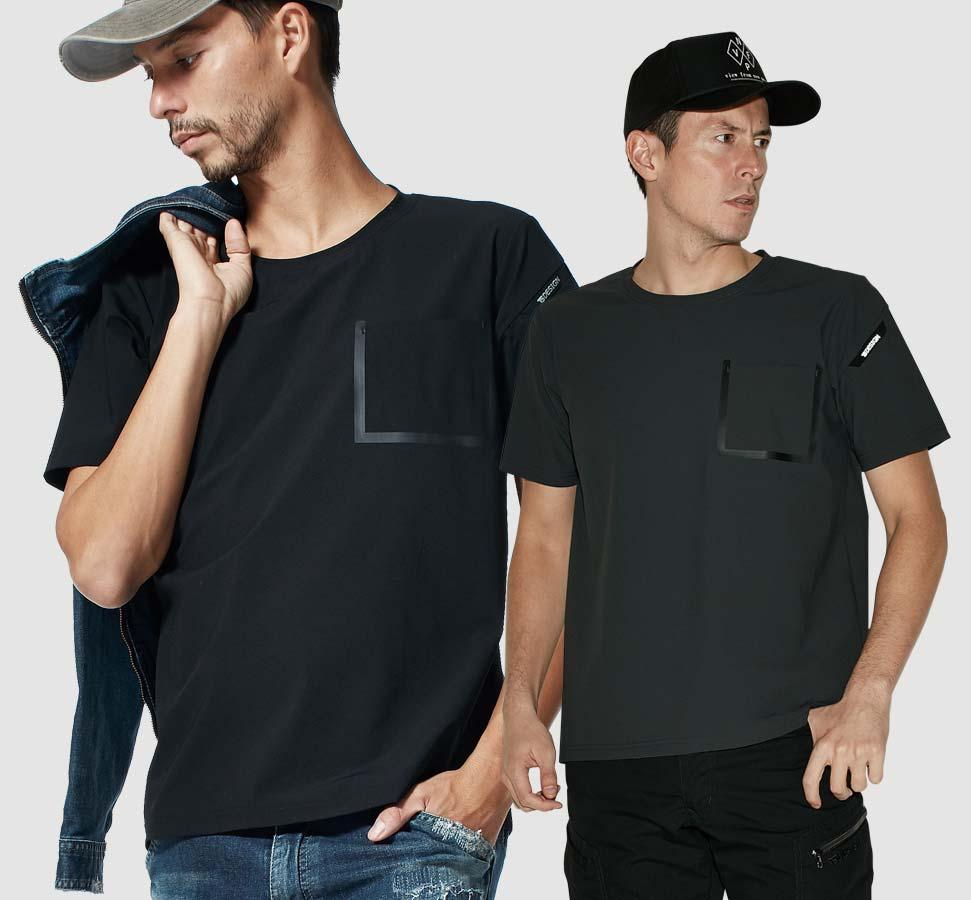 8355 TS DELTA ロワークTシャツ